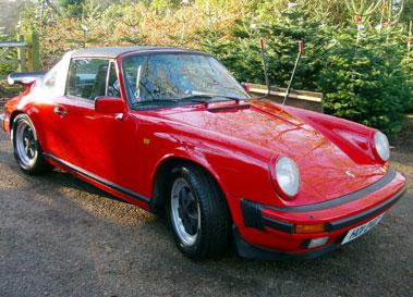 Lot 64-1986 Porsche 911 Carrera