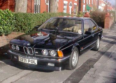 Lot 11-1986 BMW M635 CSi