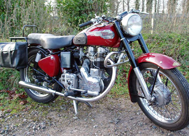 Lot 6-Royal Enfield G2