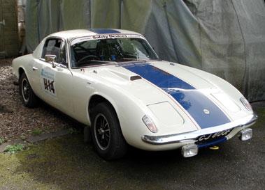 Lot 57-1967 Lotus Elan +2
