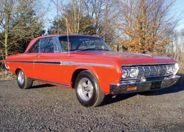 Lot 20-1964 Plymouth Sport Fury