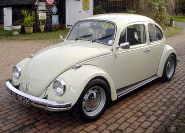Lot 52-1972 Volkswagen Beetle