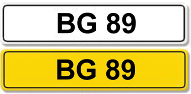 Lot 14-Registration Number BG 89