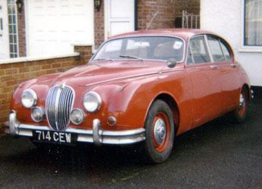 Lot 73-1961 Jaguar MK II 2.4 Litre