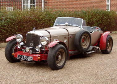 Lot 21-1951/1969 Bentley 2 Seater Sports Turbo