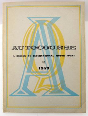 Lot 103-1959 Autocourse Annual