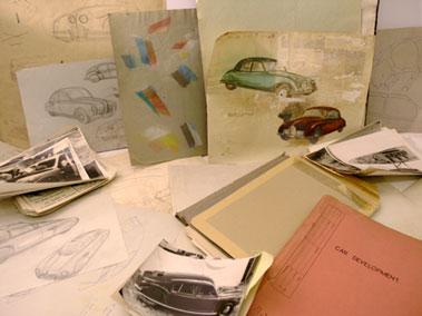 Lot 106-'Fedden Motorcar' Archive