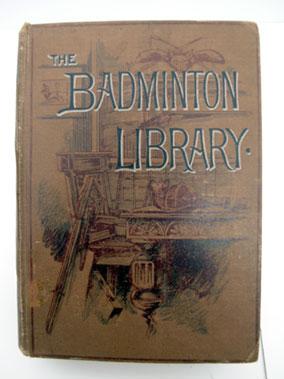 Lot 117-The Badminton Library of Motors