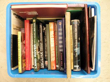 Lot 118-British Marque History Books
