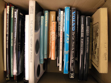 Lot 138-Quantity of International Marque Specific Books