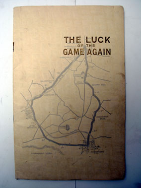 Lot 141-MG 'The Luck of The Game' by Lyndon