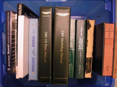 Lot 150-Assorted Literature