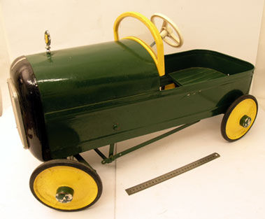 Lot 221-Lines Brothers Triang Pedal Car *