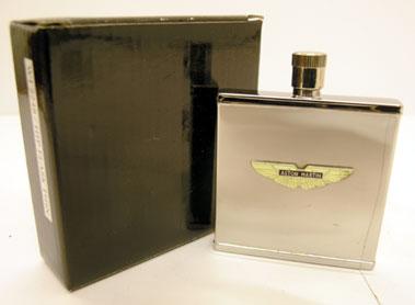 Lot 222-Aston Martin Badged Drink's Flask