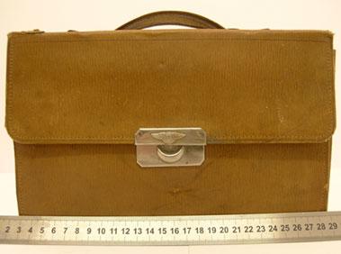 Lot 223-Travelling Vanity Case Suitable for a Vintage Bentley