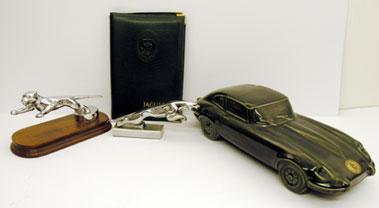 Lot 314-Assorted Jaguar Ephemera