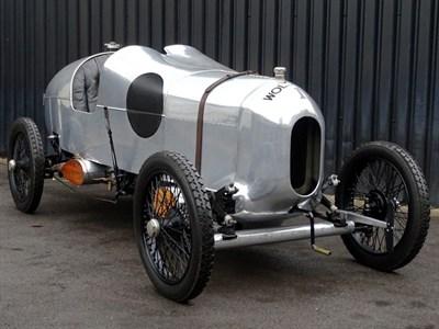 Lot 91 - 1921 Wolseley Ten '200-Mile' Race Evocation