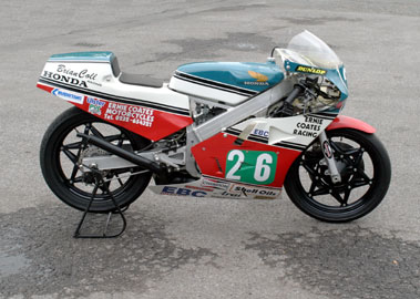 Lot 9-1985 Honda RS250