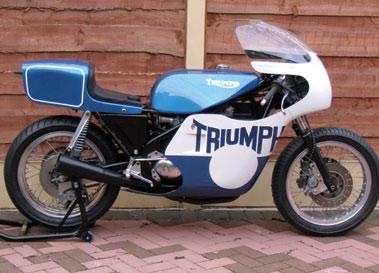 Lot 8-Triumph Triple Trident