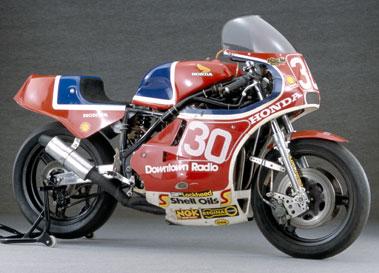 Lot 14-1982 Honda RS1000