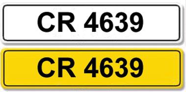 Lot 7 - Registration Number CR 4639