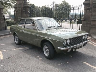 Lot 6-1972 Fiat 128 SL