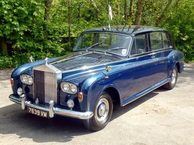 Lot 15 - 1969 Rolls-Royce Phantom VI Limousine