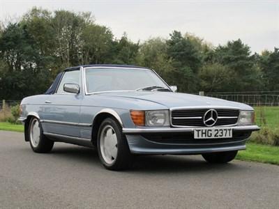 Lot 26-1979 Mercedes-Benz 450 SL