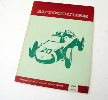 Lot 100-1960 Autocourse Annual