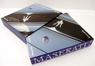 Lot 109-Maserati Catalogue Raisonne 1926-2003