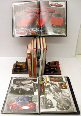 Lot 110-Assorted Ferrari Literature
