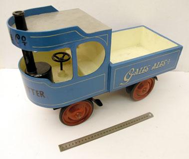 Lot 204-Sentinel Steam Lorry Child's Toy