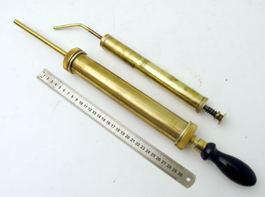 Lot 315-Brass Nesthill Items