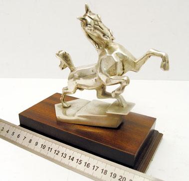 Lot 321-Humber 'Imperial Horse' Mascot