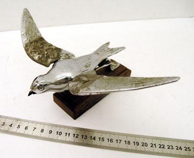 Lot 334-Mechanical Bird Mascot