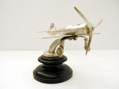 Lot 335-Vintage Aircraft Accessory Mascot by A.E.L