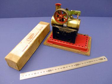 Lot 402-Small Model Steam Engine