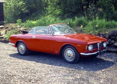 Lot 5-1964 Alfa Romeo Giulia Sprint GTC