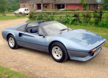 Lot 10-1979 Ferrari 308 GTS