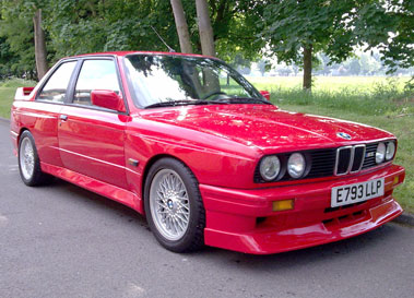 Lot 14-1988 BMW M3
