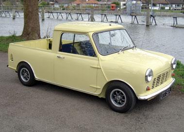 Lot 17-Austin Mini Pickup