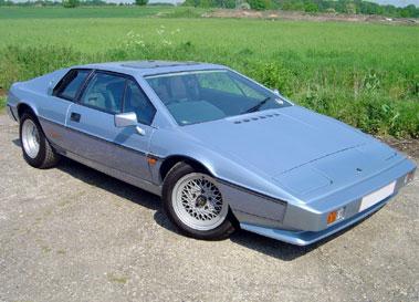 Lot 19-1984 Lotus Esprit S3