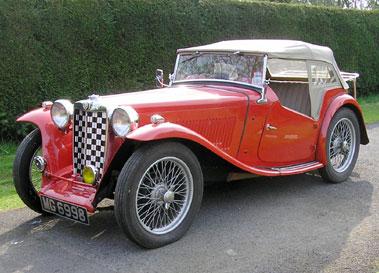 Lot 20-1946 MG TC