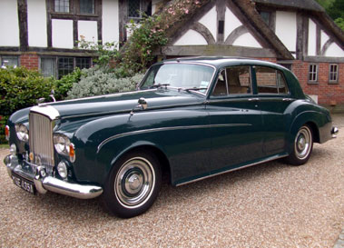 Lot 24-1964 Bentley S3 Saloon