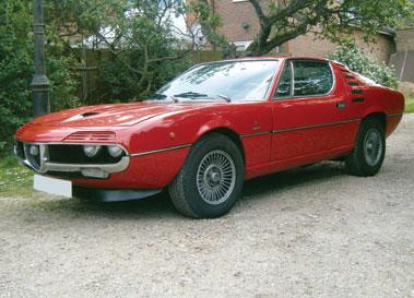Lot 27-1972 Alfa Romeo Montreal