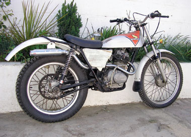 Lot 13-Honda TL125