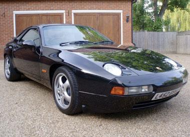 Lot 33-1994 Porsche 928 GTS