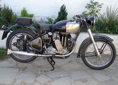 Lot 22-1946 Matchless G3 Speciale
