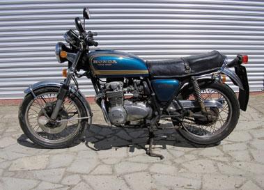 Lot 35-1980 Honda CB550 F3