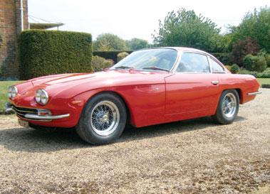 Lot 42-1968 Lamborghini 400 GT 2+2
